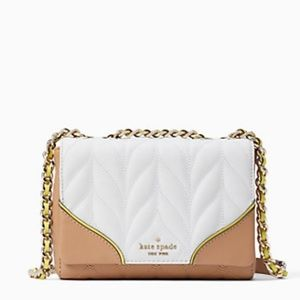 Kate Spade Mini Evelyn Quited Briar